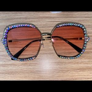 Jewell'd Sunglasses